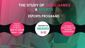 Esports in Education and Programs