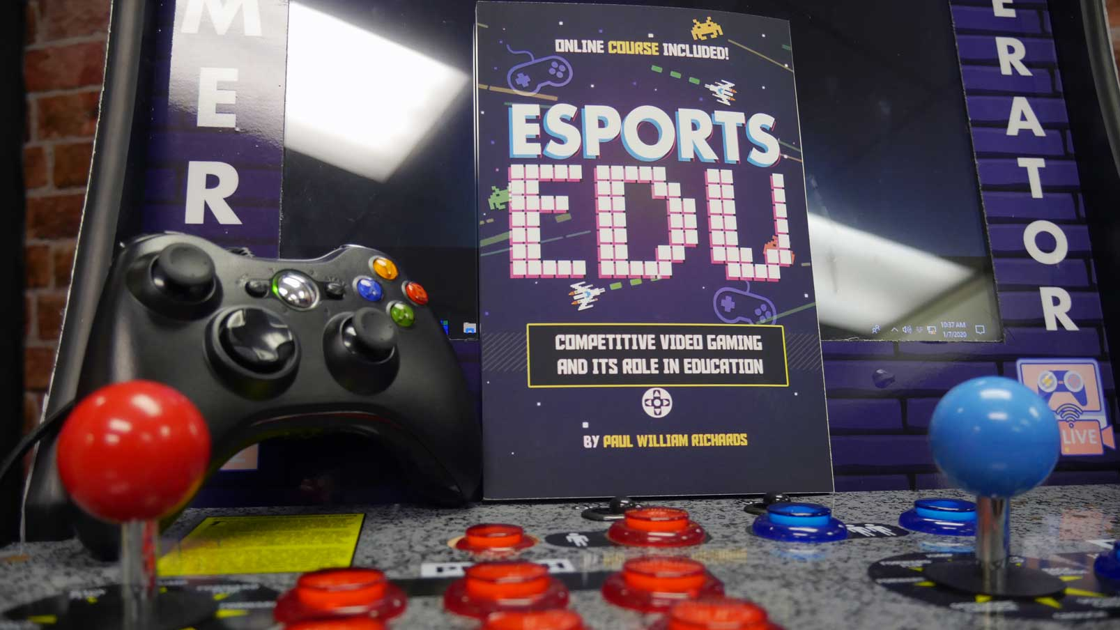 Esports in education book