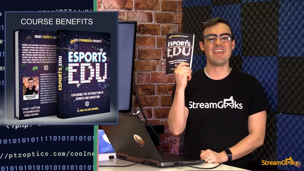 Esports in education online course