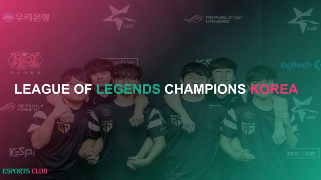 Leauge of Legends Championships