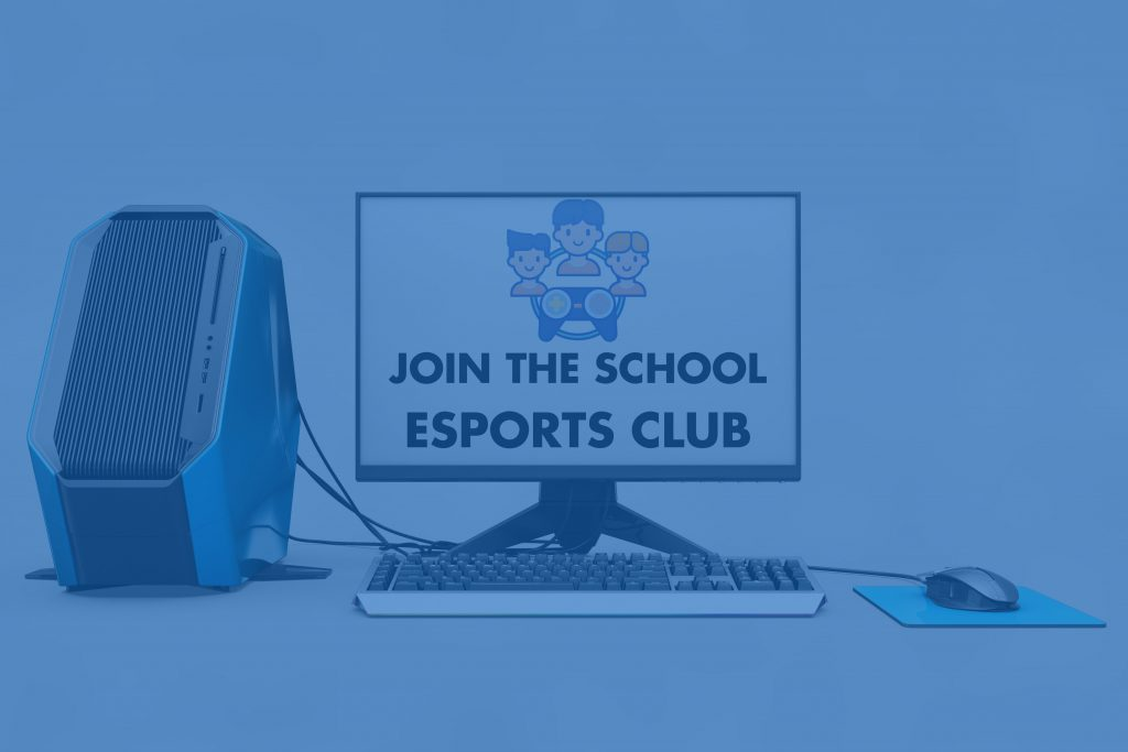 how to start an esports club at school