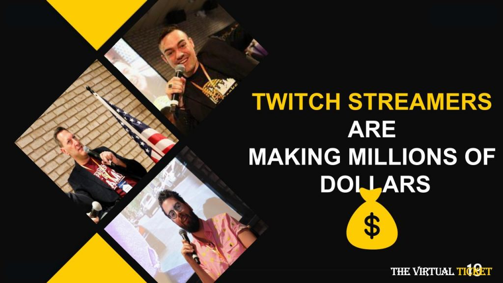 Twitch Streaming Monetization