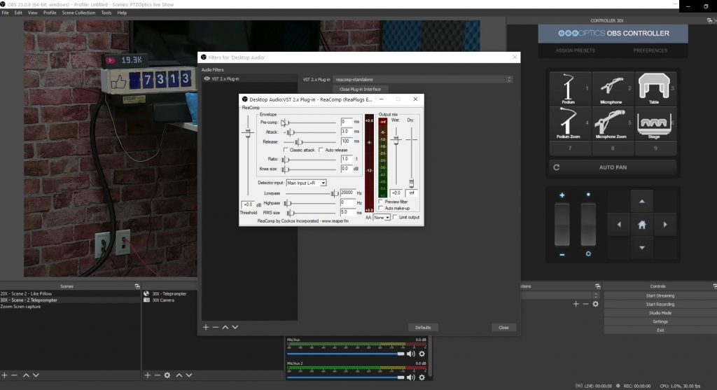 Obs Vs Vmix Live Streaming Video Software Streamgeeks