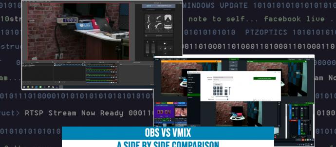 OBS VS VMIX