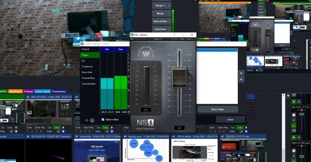 vmix audio comparisons VST3
