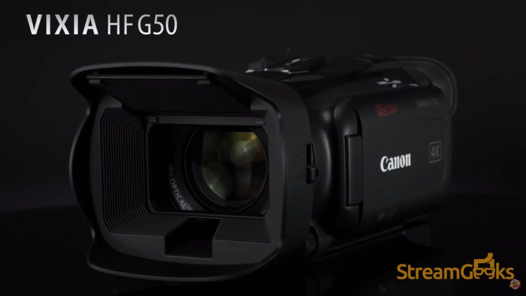 camcorders for live streaming