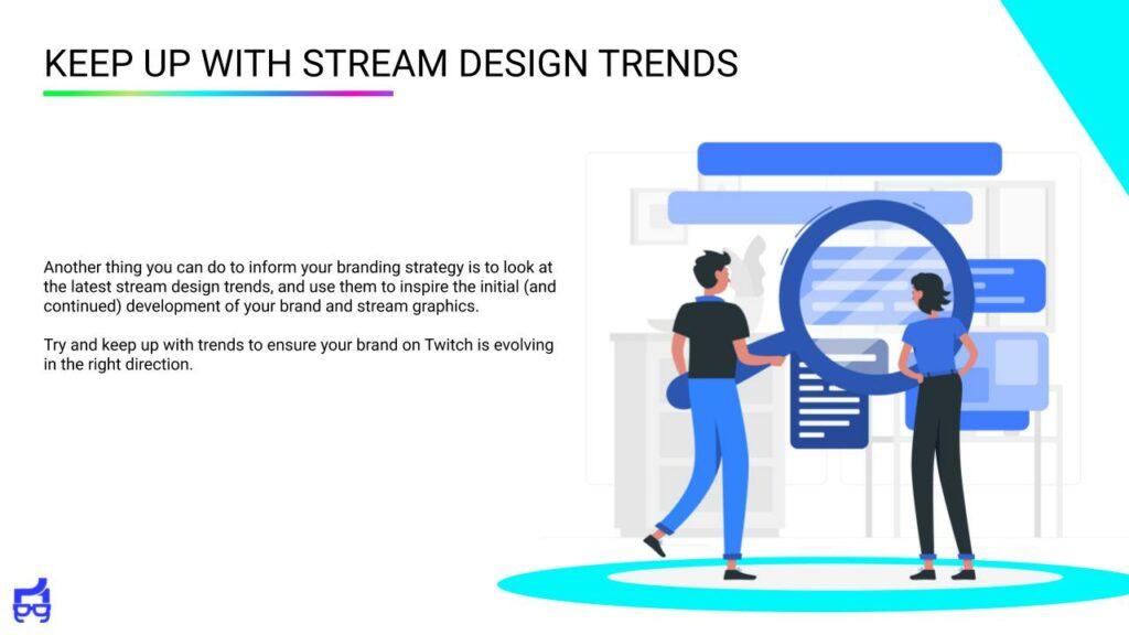 Live Stream design