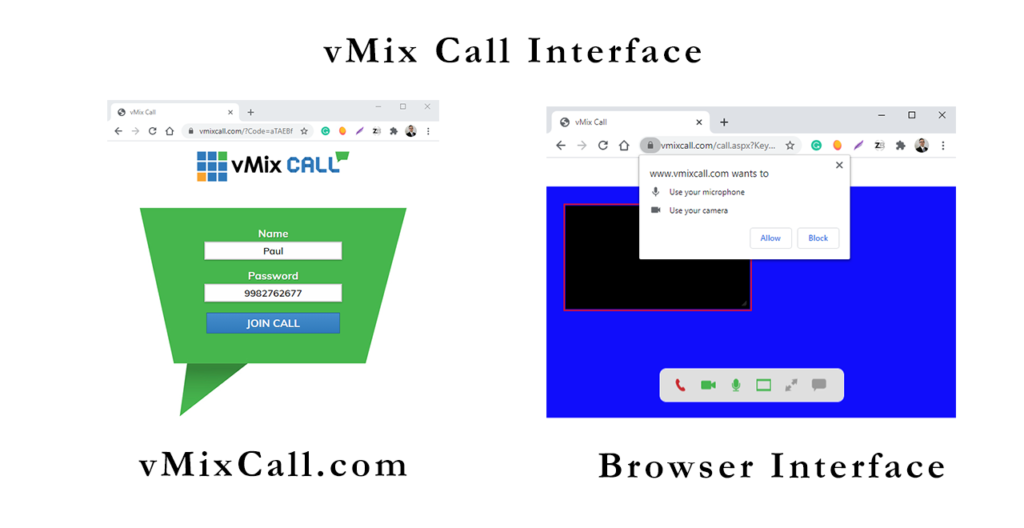 vMix Call Guest Experience
