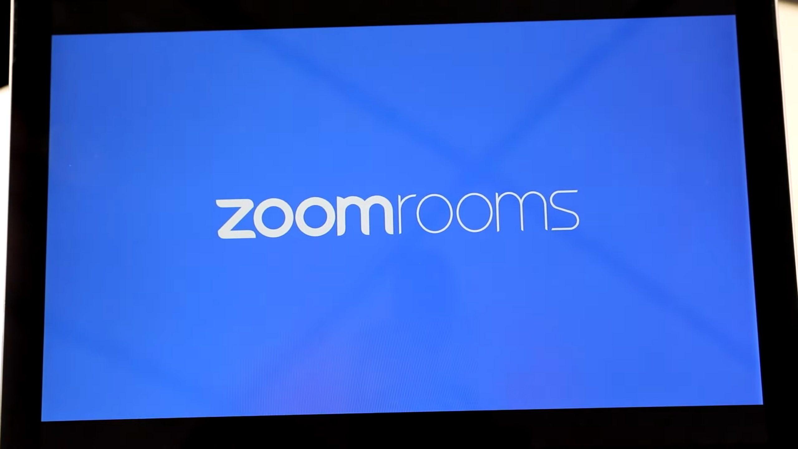 Zoom Rooms logo