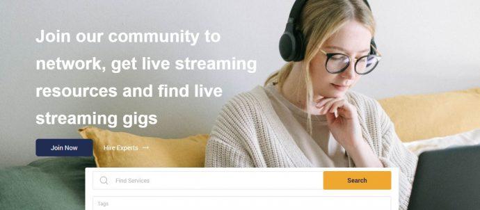 New StreamGeeks Site